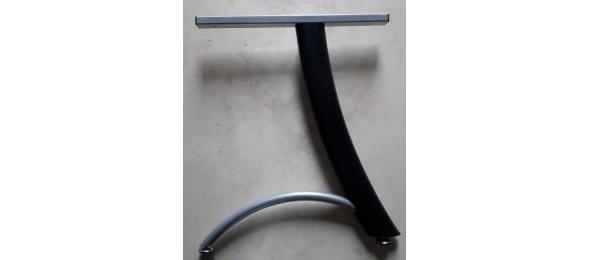 Опора металлическая 1008 для офисного стола