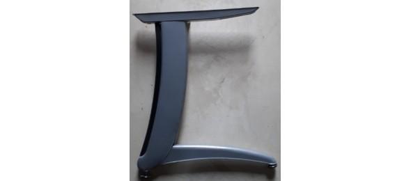 Опора металлическая 1009 для офисного стола