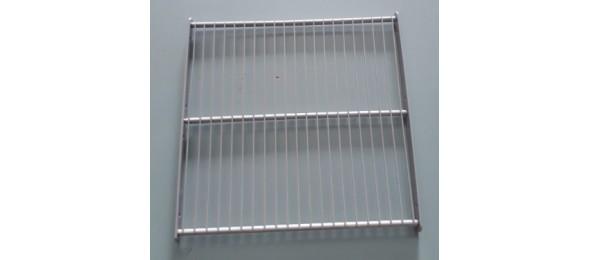 Полка для белья в шкаф 600 мм
