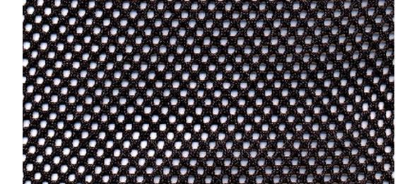 Ткань-сетка черная