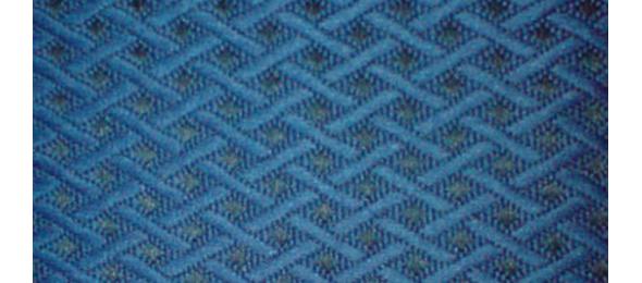 Китайская ткань JP 15-5 синяя