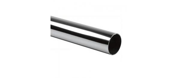 Барная труба хром 50 мм