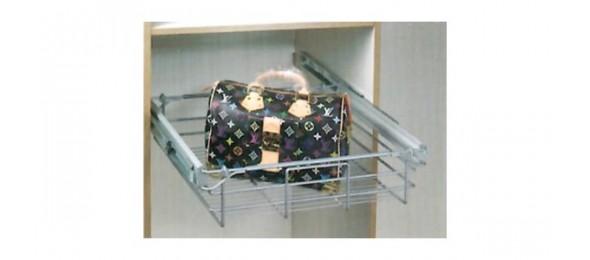 Выдвижная корзина 600 мм для шкафа